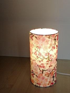 LAMPE A POSER Cerisier rose