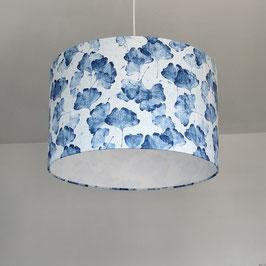 Abat-jour Gingko Bleu
