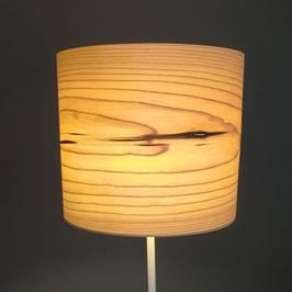Abat-jour en bois de Tulipier