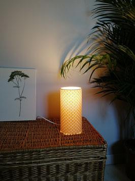 LAMPE A POSER  Éventails coloris au choix