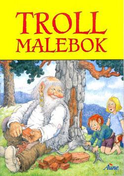 TROLLENES MALEBOK