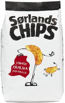 SØRL.CHIPS SPANSK PAPRIKA