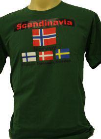 T-Shirts, Scandinavia