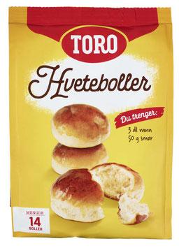 HVETEBOLLER MIX 600G TORO