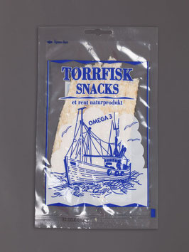 Tørrfisk Snacks 30g