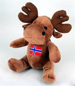 Norges kolleksjon, Elg , Mid.