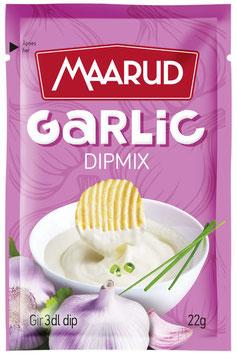 DIPMIX GARLIC 22G MAARUD