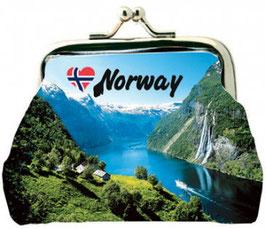 Norge Geldbörse Geiranger