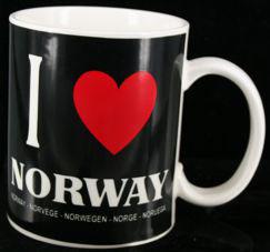Kaffekrus, Norway