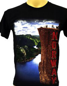 T-Shirts, Preikestolen