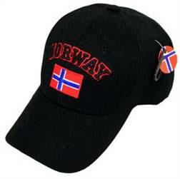 Norges Kolleksjon, caps 3D Norway