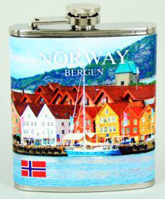 Norges Kolleksjon, lommelerke, Bergen