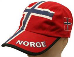 Norges kolleksjon, All Over cap