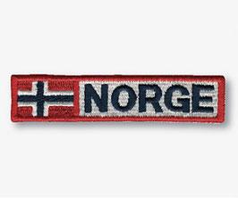 FLAGG BRODERI, 8,5X2 CM