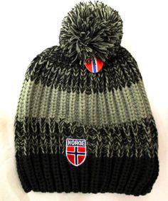 Norges kolleksjon, strikkelue, Svalbard