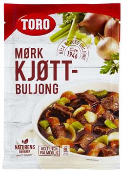 BULJONGPULVER MØRK 150G TORO