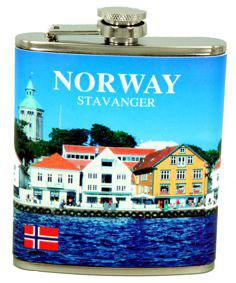 Norges Kolleksjon, lommelerke, Stavanger
