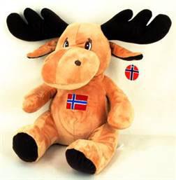 Norges kolleksjon, Elg , stor