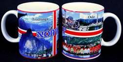 Norges kolleksjon, kaffekrus, bilde kol. 3