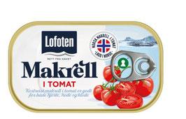 MAKRELL I TOMAT ORIGINAL 110G LOFOTEN
