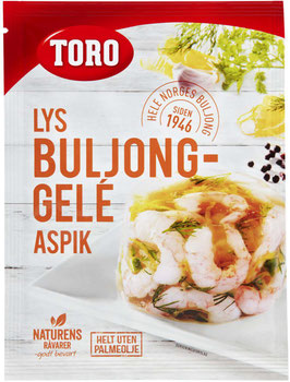 BULJONGGELE LYS ASPIK 22G TORO