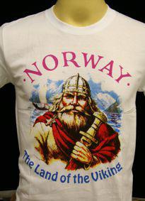 T-Shirts, Viking Warrior