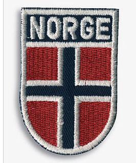 FLAGG BRODERI 6X4 CM
