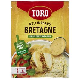 BRETAGNE KYLLING Saus Toro