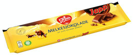 Freia Melkesjokolade med Japp