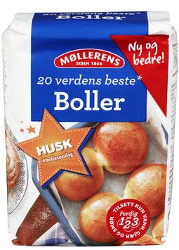 BOLLER MIX 1KG MØLLERENS