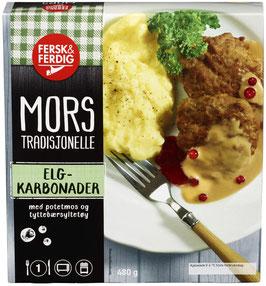 ELGKARBONADER M/POTETMOS FERSK&FERDIG 480g
