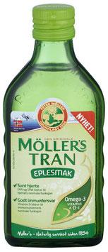 MØLLERS TRAN EPLESMAK 250ML