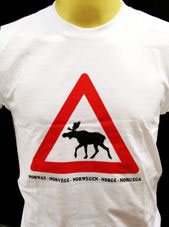 T-Shirts, Elg Varsel