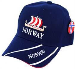 Norges Kolleksjon, caps sandwich båt navy