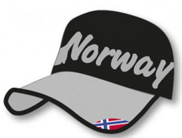 NORWAY CAPS M/FLAGG