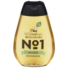 HONNING NO.1 Akasie Økologisk 350g Petters ØKOLOGISK