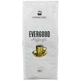 EVERGOOD Koffeinfri Filtermalt 250g