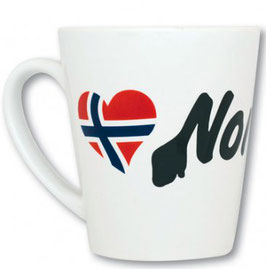 KOPP M/ LOVE NORWAY LOGO