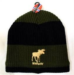 Norges kolleksjon, strikkelue, Moose