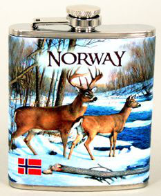 Norges Kolleksjon, lommelerke, 2 Deer