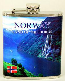 Norges Kolleksjon, lommelerke, Fjord