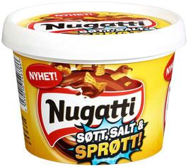 Nugatti Søtt, Salt og Sprøtt 325 g