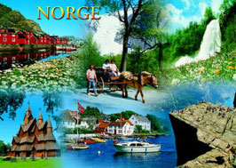 NORGE COLLAGE