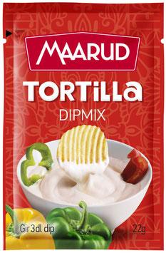 DIPMIX TORTILLA 22G MAARUD