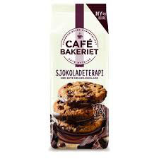 CAFÉ BAKERIET SJOKOLADETERAPI 200G