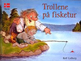 TROLLENE PÅ FISKETUR, NORSK