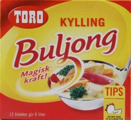 KYLLINGBULJONG 12BL TORO 156g