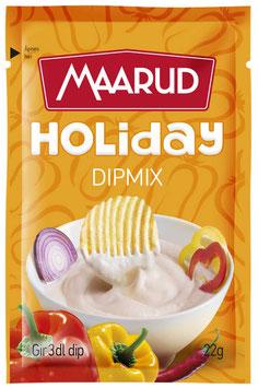 DIPMIX HOLIDAY 22G MAARUD