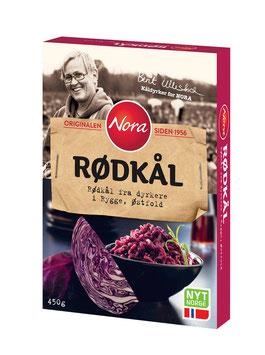 RØDKÅL, 450g Nora