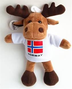 Norges kolleksjon, Elg med T-Skjorte
